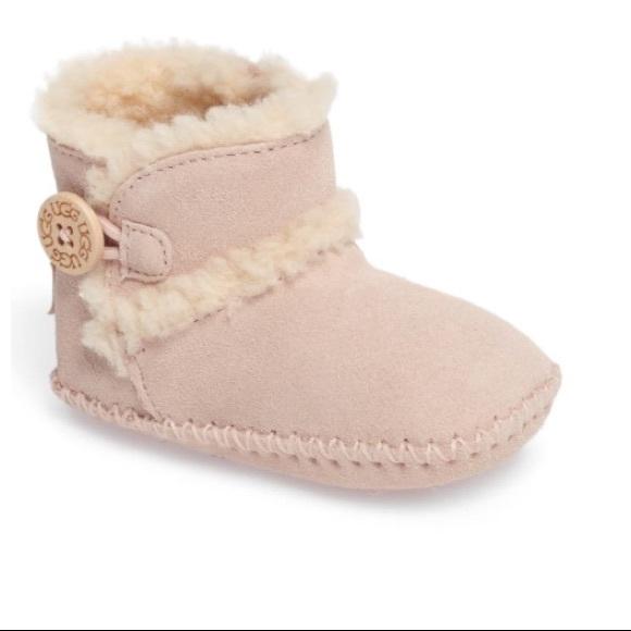UGG Shoes   Baby Pink Uggs   Poshmark